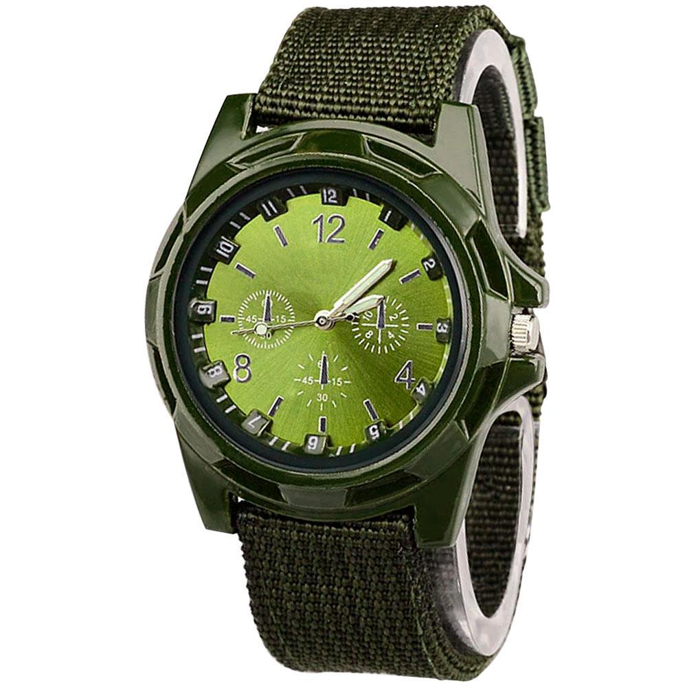 bed457dd079b Reloj Analogo De Pulsera Tactico Militar Para Hombre Garumi H9034 ...