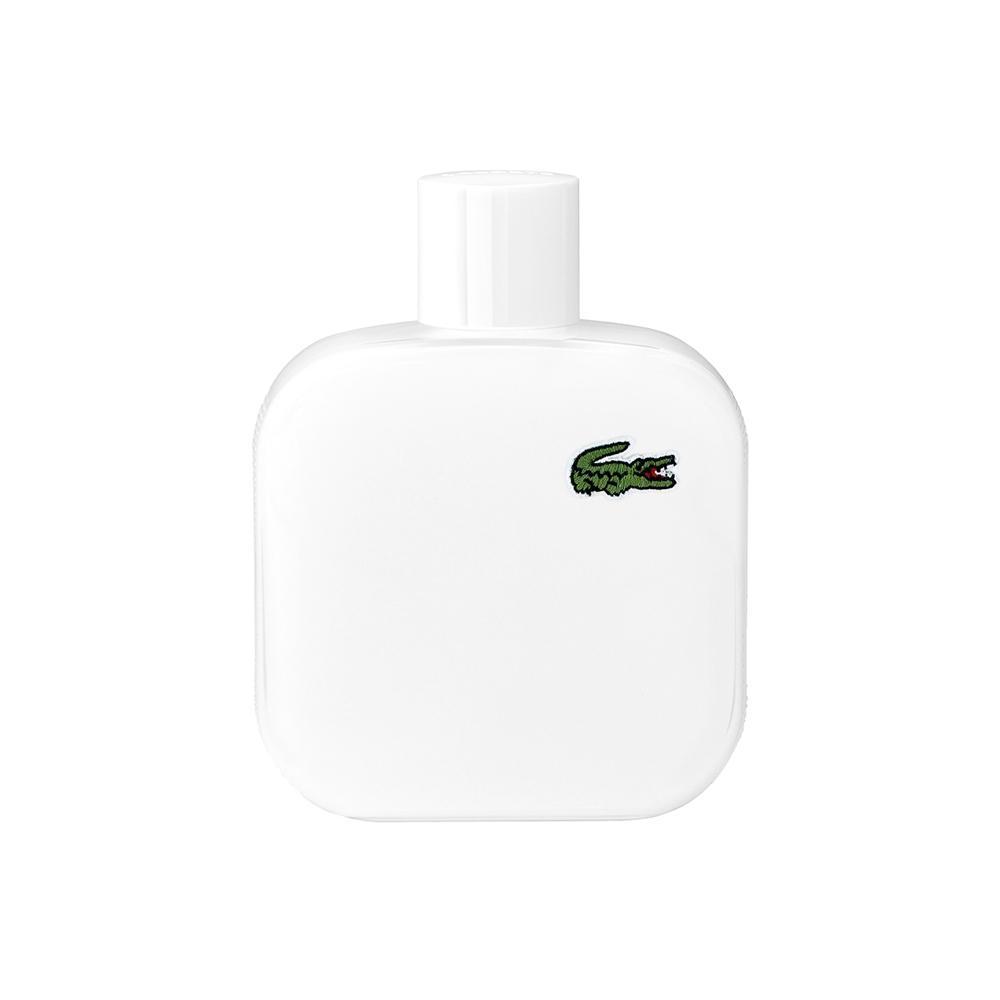 1e2537fc3d402 Loción Lacoste Blanc Caballero Eau De Toilette 100 ml