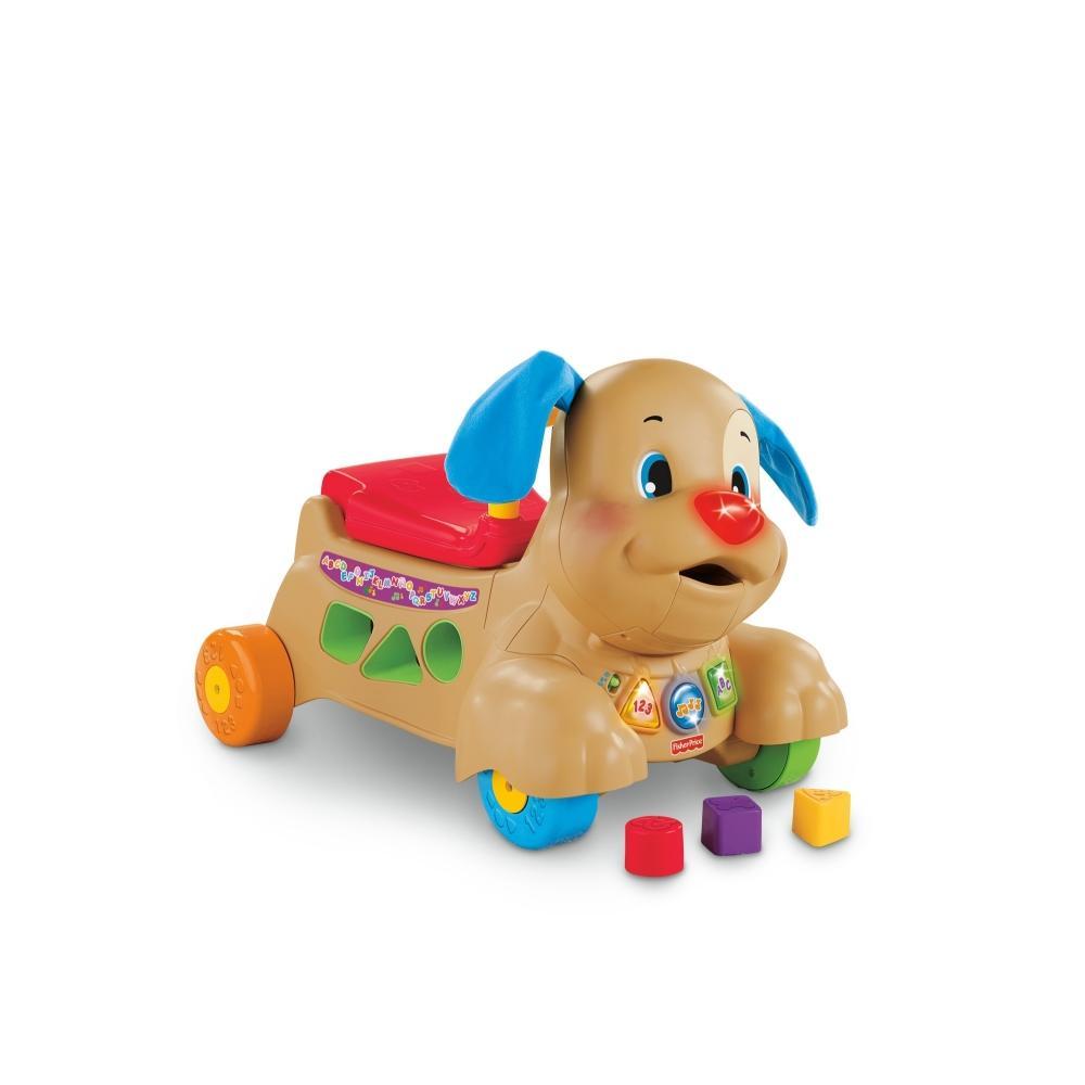 80cfe4356 Perrito Camina Conmigo Fisher Price Mattel | Walmart en línea