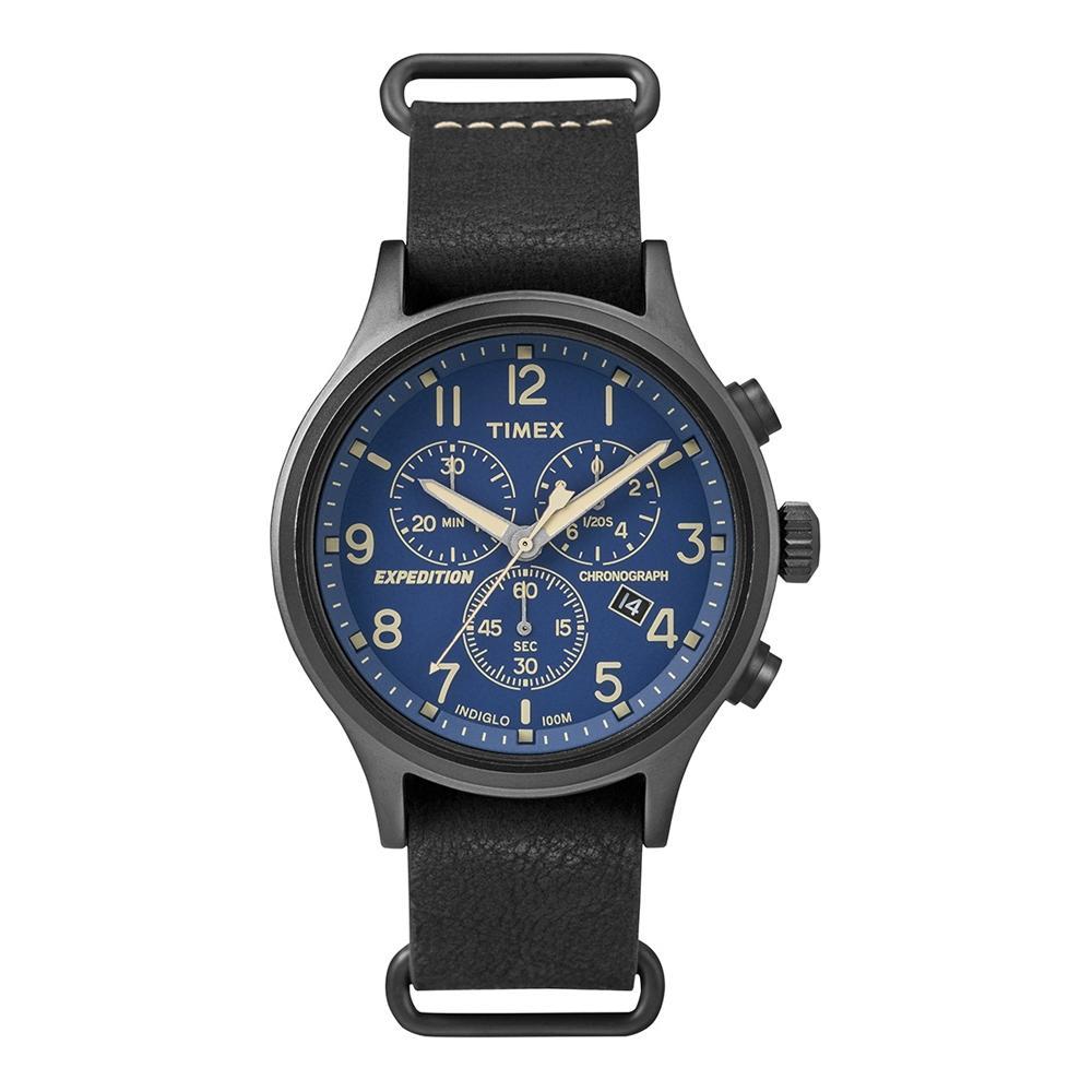 ac5aa7ac0f5b Reloj Timex Expedition Scout Crono Negro Mod. TW4B04200