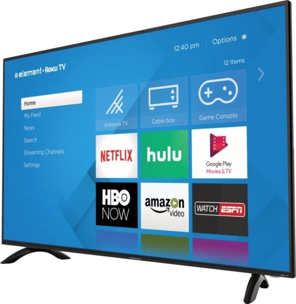 257fecad081d5 Pantalla Smart Tv 4k Roku Tv Element 50 Pulgadas Element E4sw5017rku ...