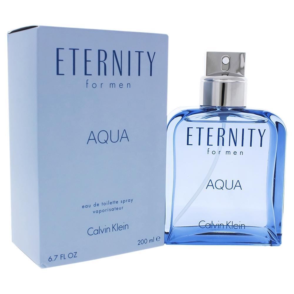 Toilette Klein 7oz De Eau Calvin 200ml6 Perfume Eternity Spray Aqua xtQrChds