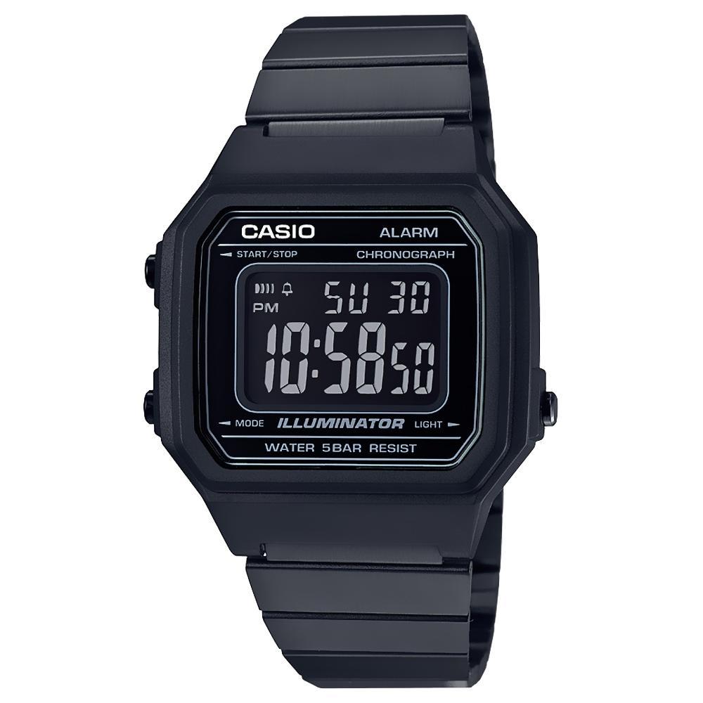866ba6bbe920 Reloj Casio Vintage Digital Caballero Mod. B650WB-1B