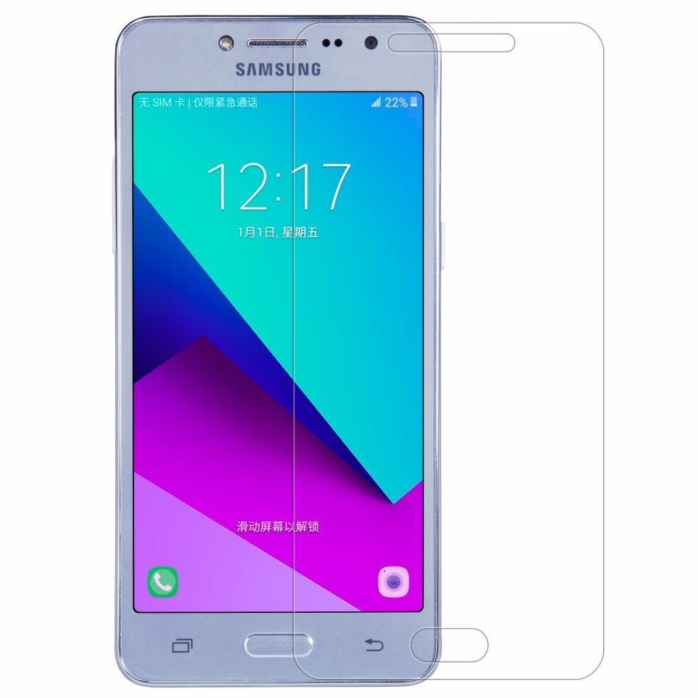 66ac461bcce Mica de Cristal Templado Glass Futureents para Samsung J2 Prime ...
