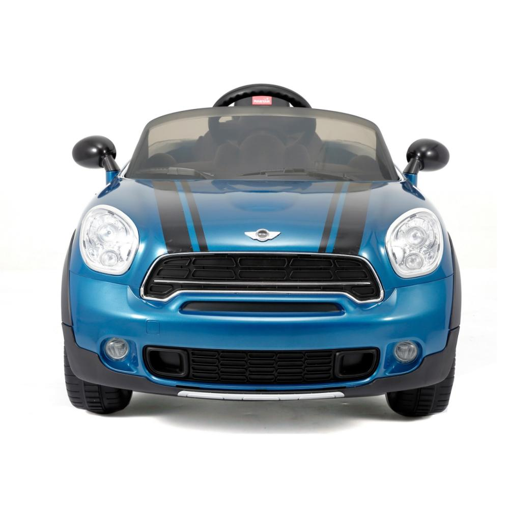 f1b2bbdcf Carro Montable Eléctrico Mini Cooper Sd Countryman Azul Rastar 82800 ...