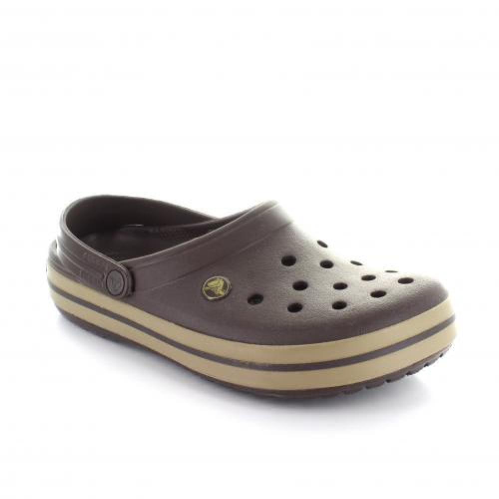 Sandalia Crocband Hombre 046002 Crocs 00 Para Cafe Talla27 QthrsdC