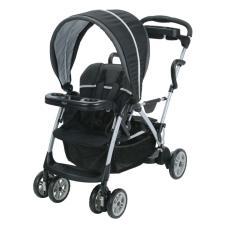 528de1278 Color. Carriola Doble Graco RoomFor2 Gotham Negro