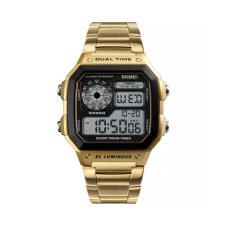 7d03600088e0 Reloj Unisex Metálico Digital Deportivo Red Lemon Modelo 1335