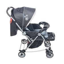 43bbf9193 Carriola Mecedora Infanti Sit Gris | Walmart en línea